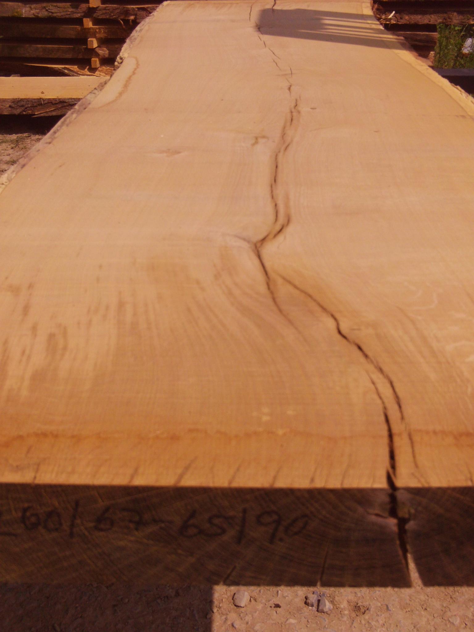 Tischplatte  Forst und Holz Dienstleistungen - Eiche, Eichenbohlen, Eiche Brett ...